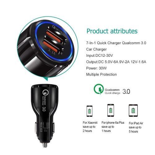 Avtopolnilec Dual USB