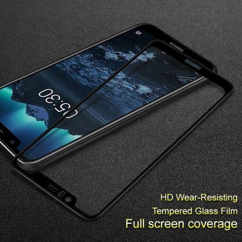 Kaljeno zaščitno steklo za Nokia 5.1 Plus / X5
