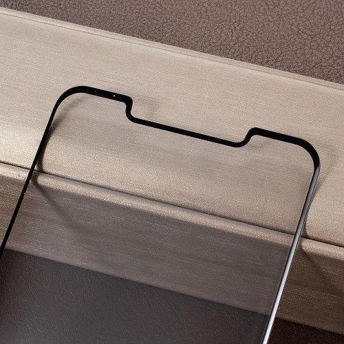 Zaščitno kaljeno steklo (Črna obroba) za Huawei Mate 20 Pro