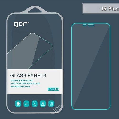 Galaxy J6 Plus 2018/J4 Plus Keményített védőüveg