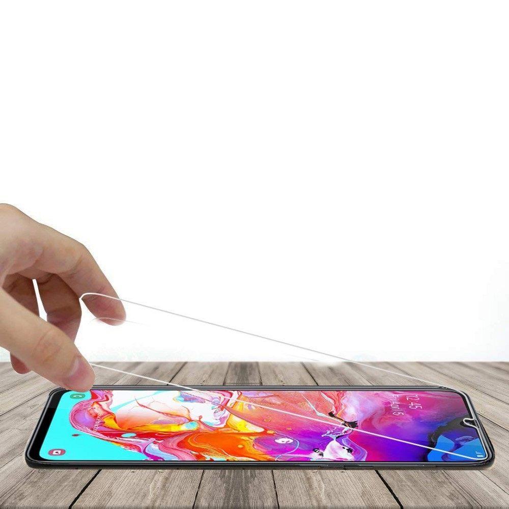 Kaljeno zaščitno steklo za Samsung Galaxy S10 Lite / A91