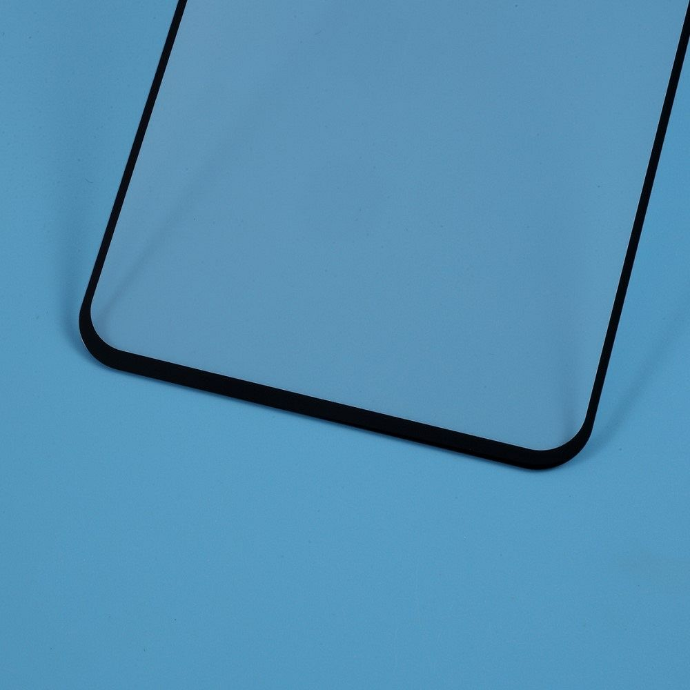 Kaljeno zaščitno steklo 3D (black) za Samsung Galaxy A71