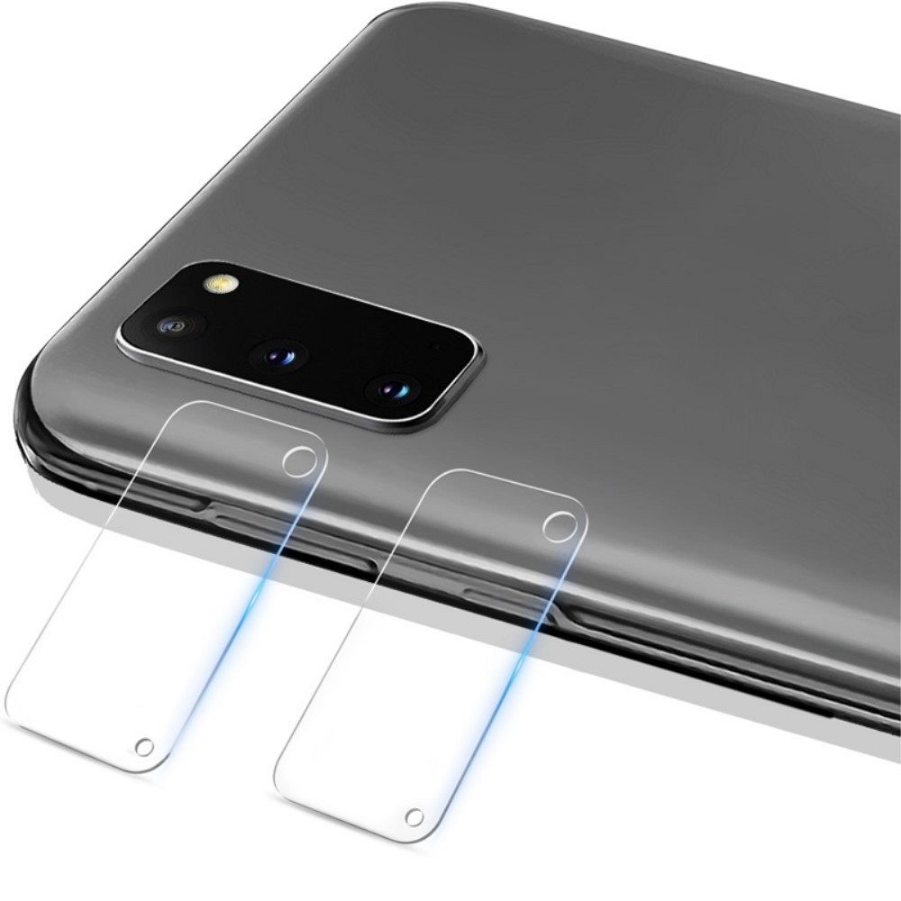 Camera védőüveg IMAK (2PC)  Samsung Galaxy S20
