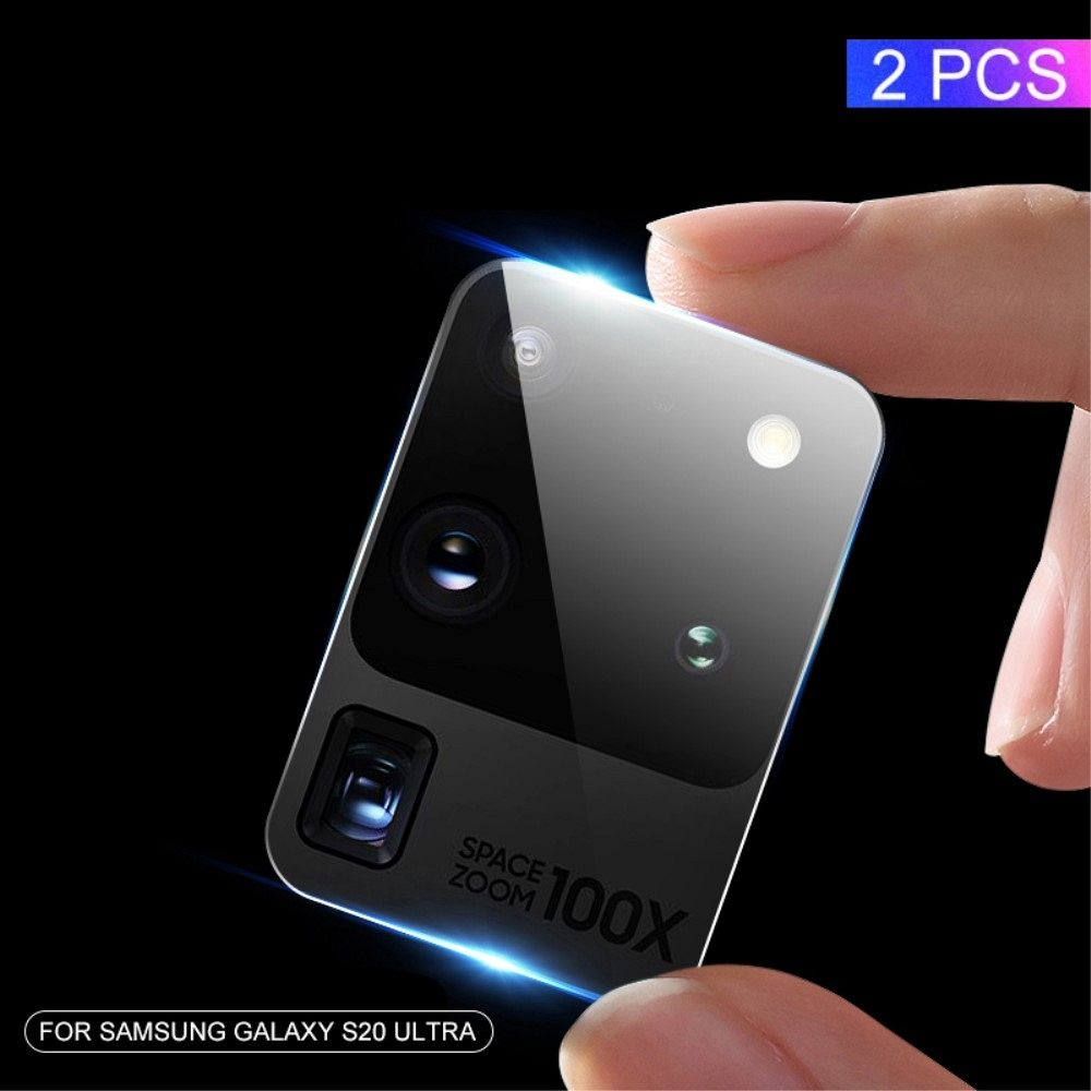 Camera védőüveg Mocolo (2 pcs) Samsung Galaxy S20 Ultra