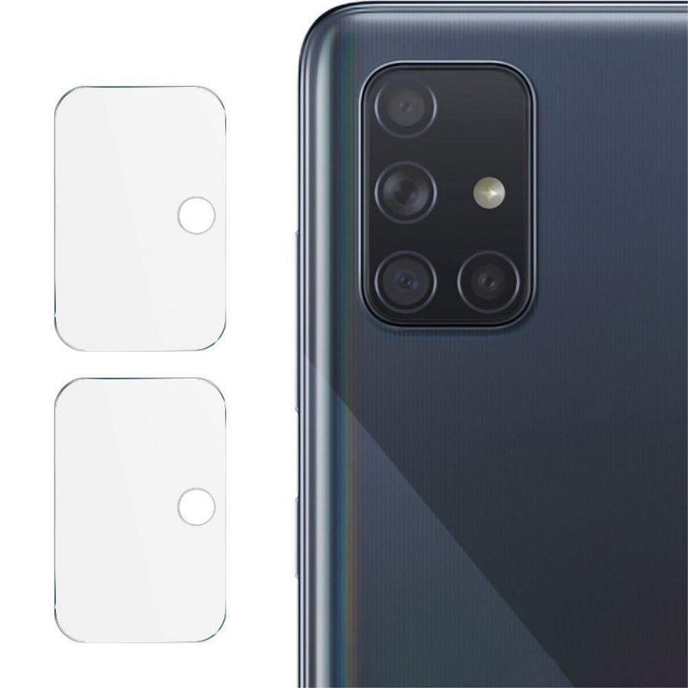 Camera védőüveg IMAK (2PC) Samsung Galaxy A71