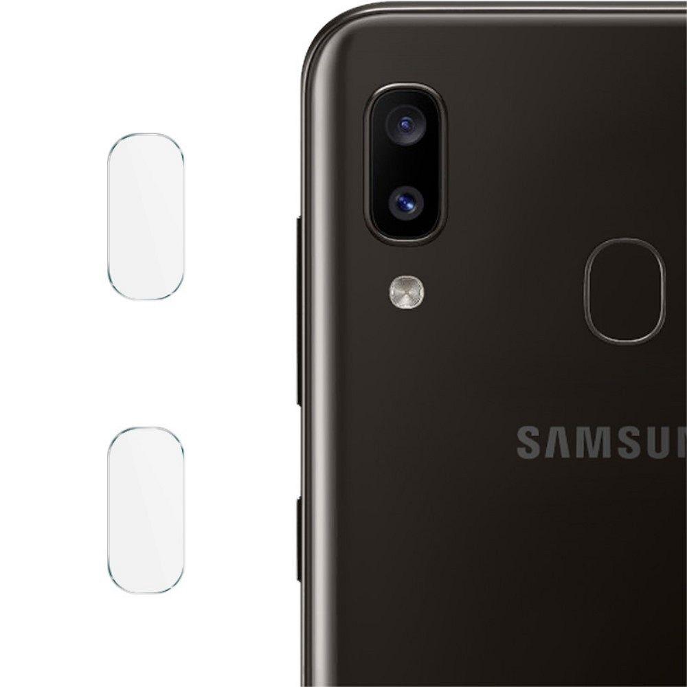 Zaštitno staklo za kameru IMAK (2PC) za Samsung Galaxy A20/A20E