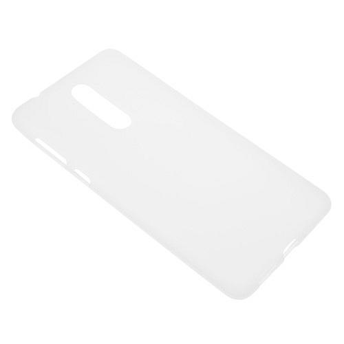 Ovitek TPU (bel) za Nokia 8