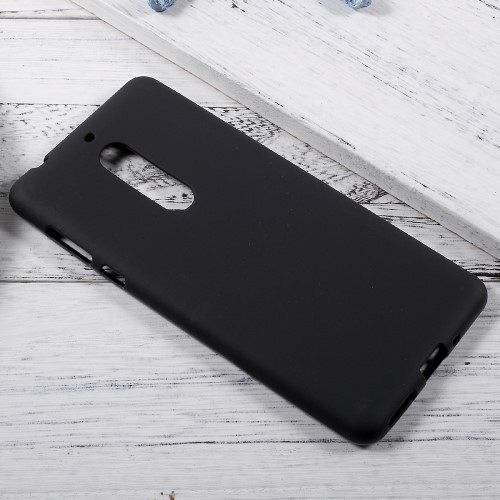 Maska TPU (crna) za Nokia 5