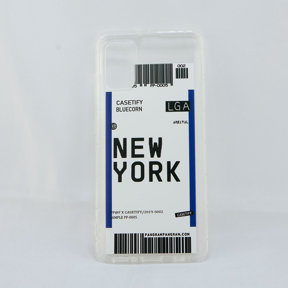 Samsung Galaxy S10 Lite/A91 GATE (New York) tok