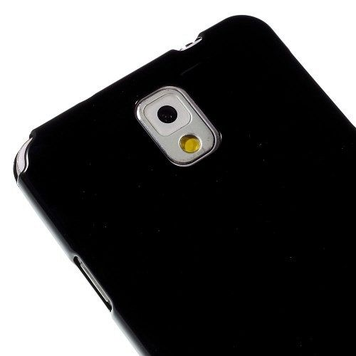 Ovitek TPU (črn) za Samsung Galaxy Note 3