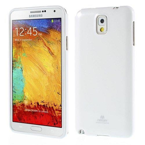 Ovitek TPU (bel) za Samsung Galaxy Note 3
