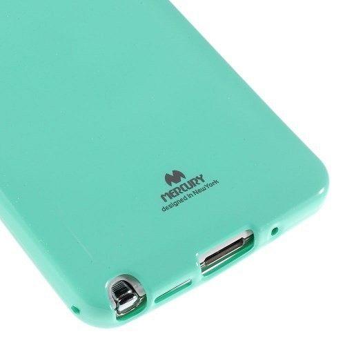 Ovitek TPU (turkizen) za Samsung Galaxy Note 3