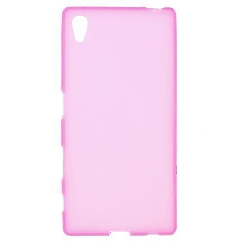 Maska TPU (roza) za Sony Xperia Z5