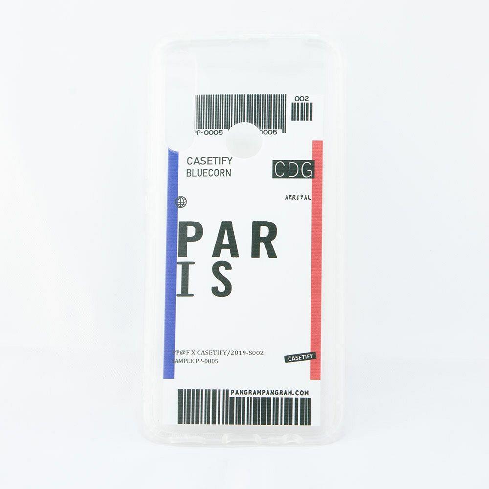 Maska GATE (Paris) za Huawei P Smart Z