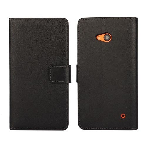 Microsoft Lumia 640 Dual Sim / 640 LTE (black) flip tok