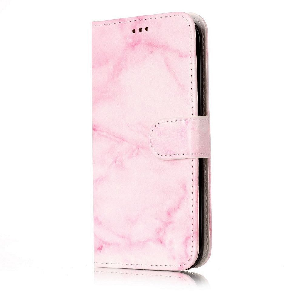 Samsung Galaxy S5 (Pink blue) Flip-Tok