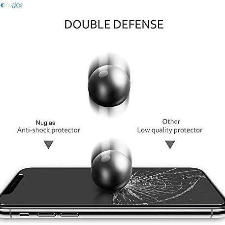 Zaščitno Steklo Nuglas za Apple iPhone 6 Plus/7 Plus/8 Plus