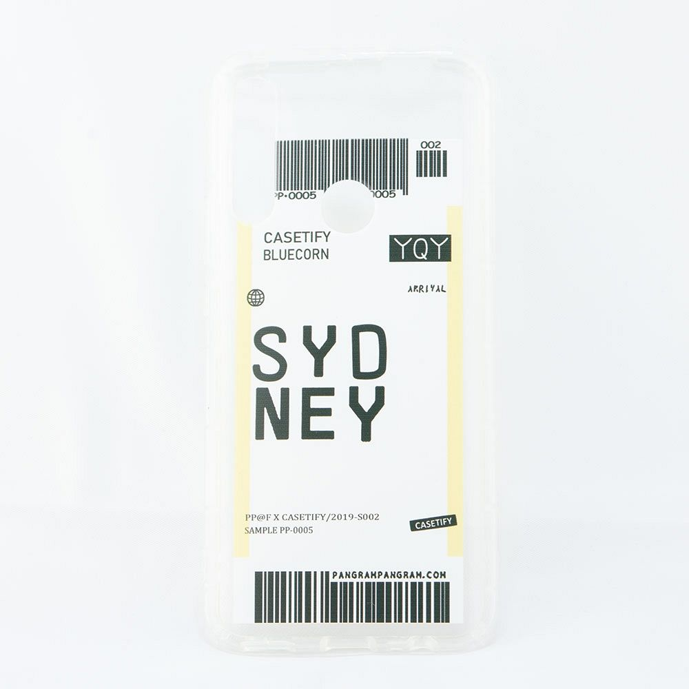 Maska TPU GATE (Sydney) za Huawei P40 Lite E