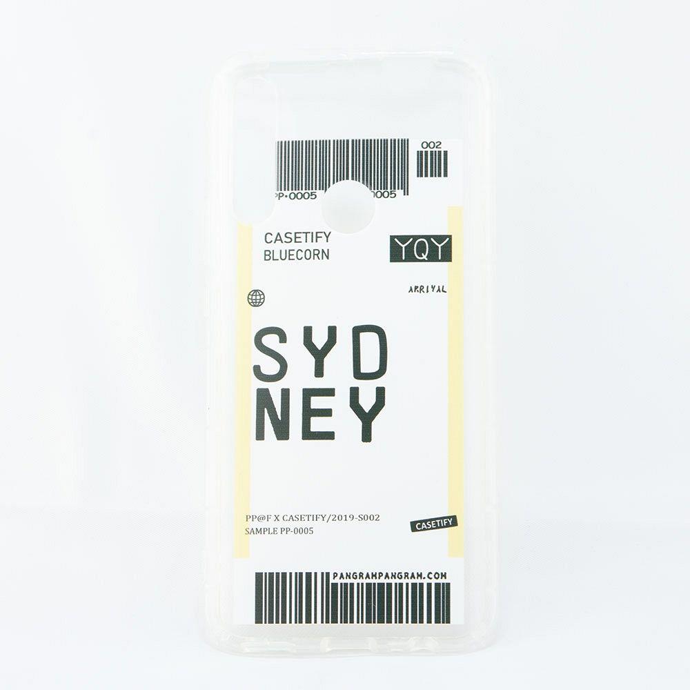Maska TPU GATE (Sydney) za Huawei P Smart Z