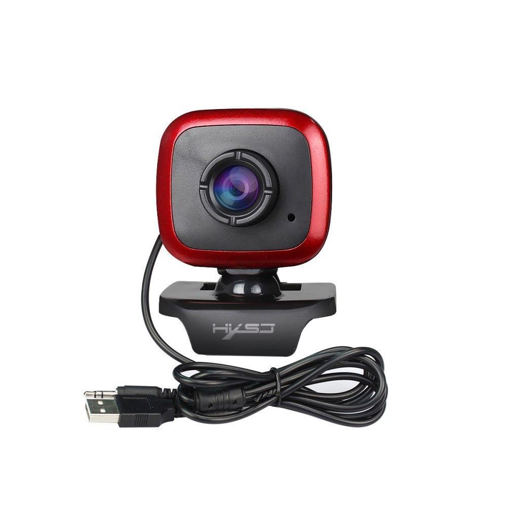 Webcam + microphone HXSJ A849 480P