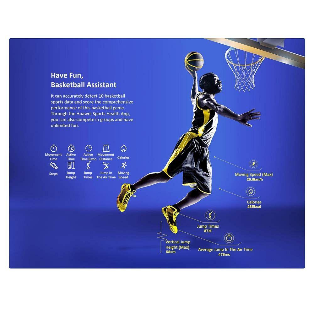 Pametna narukivica Huawei Band 5 Basketball Edition (roza)