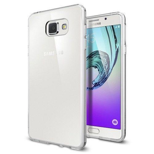 Ovitek Spigen Liquid Crystal za Samsung Galaxy A7 2016
