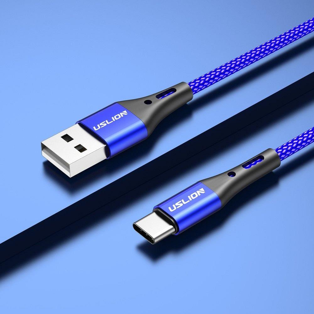 Kabel C-tipa USLION (brzo punjenje) 2m