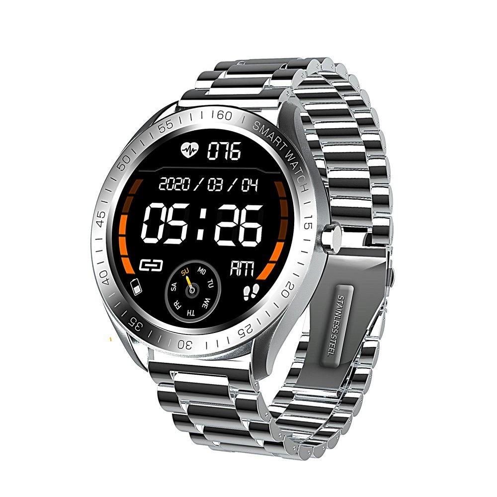 Pametni sat F13 - Silver
