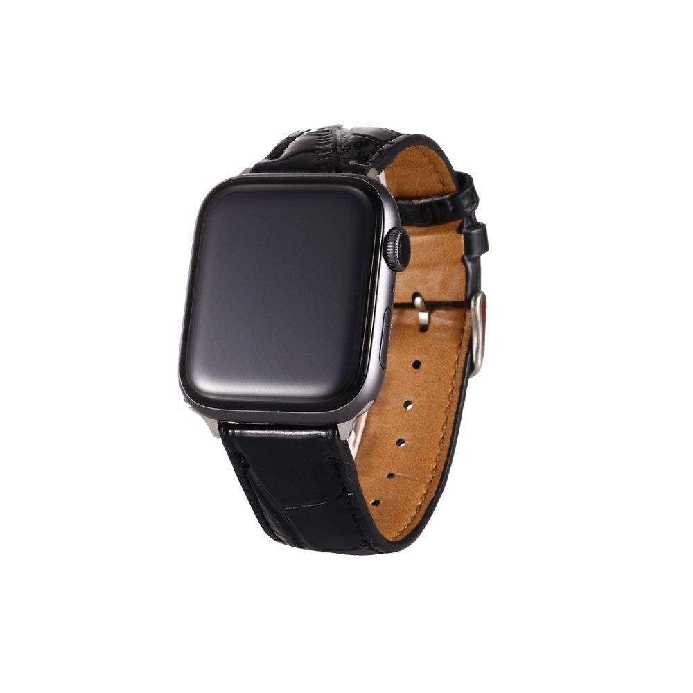 Remen (crn) za Apple Watch 4/5/6/SE 44mm / Apple Watch Series 1/2/3 42mm