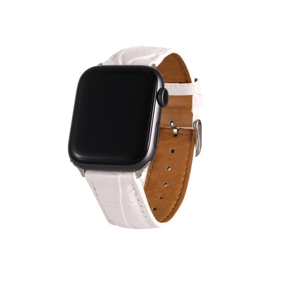 Remen (bijeli) za Apple Watch 4/5/6/SE 44mm / Apple Watch Series 1/2/3 42mm