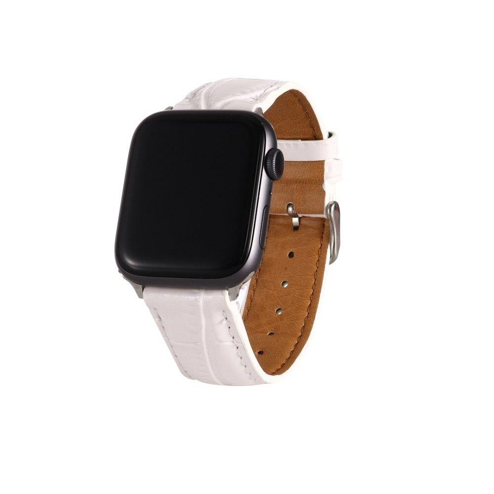 Belt (white) za Apple Watch 4/5/6/SE 44mm / Apple Watch Series 1/2/3 42mm