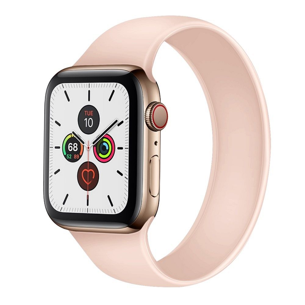 Silikonski remen (pink) za Apple Watch 4/5/6/SE 44mm / Apple Watch Series 1/2/3 42mm