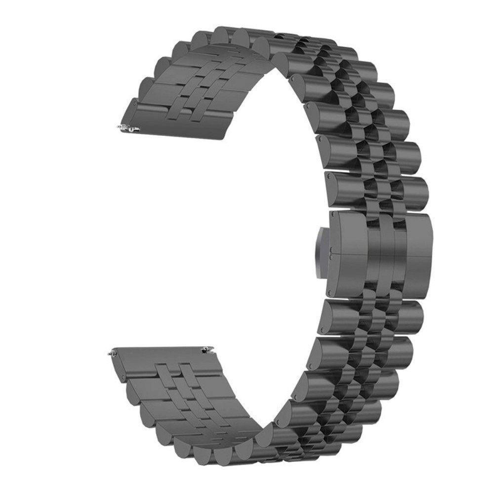 Metalni remen 22mm za Huawei Watch GT 2 Pro - crni - 46mm