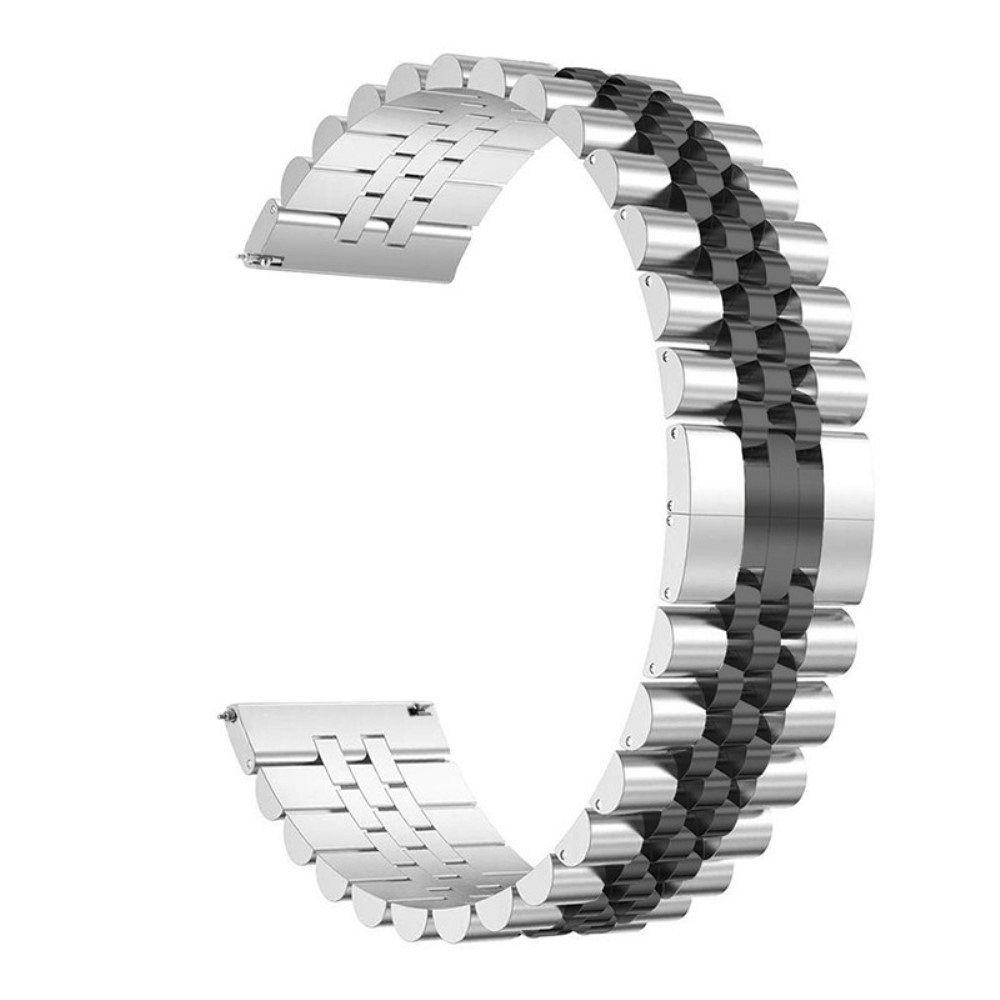 Metalna traka 22 mm za Huawei Watch GT 2 Pro - crna -46mm