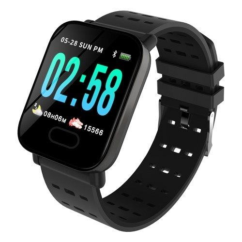 Smart watch M20 black