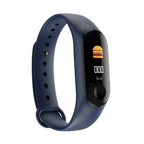 Smart bracelet M3 blue