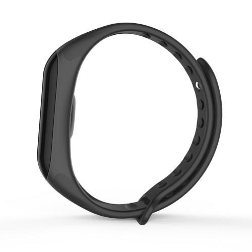 Pametna zapestnica F1 (črna) z merilcem krvnega tlaka