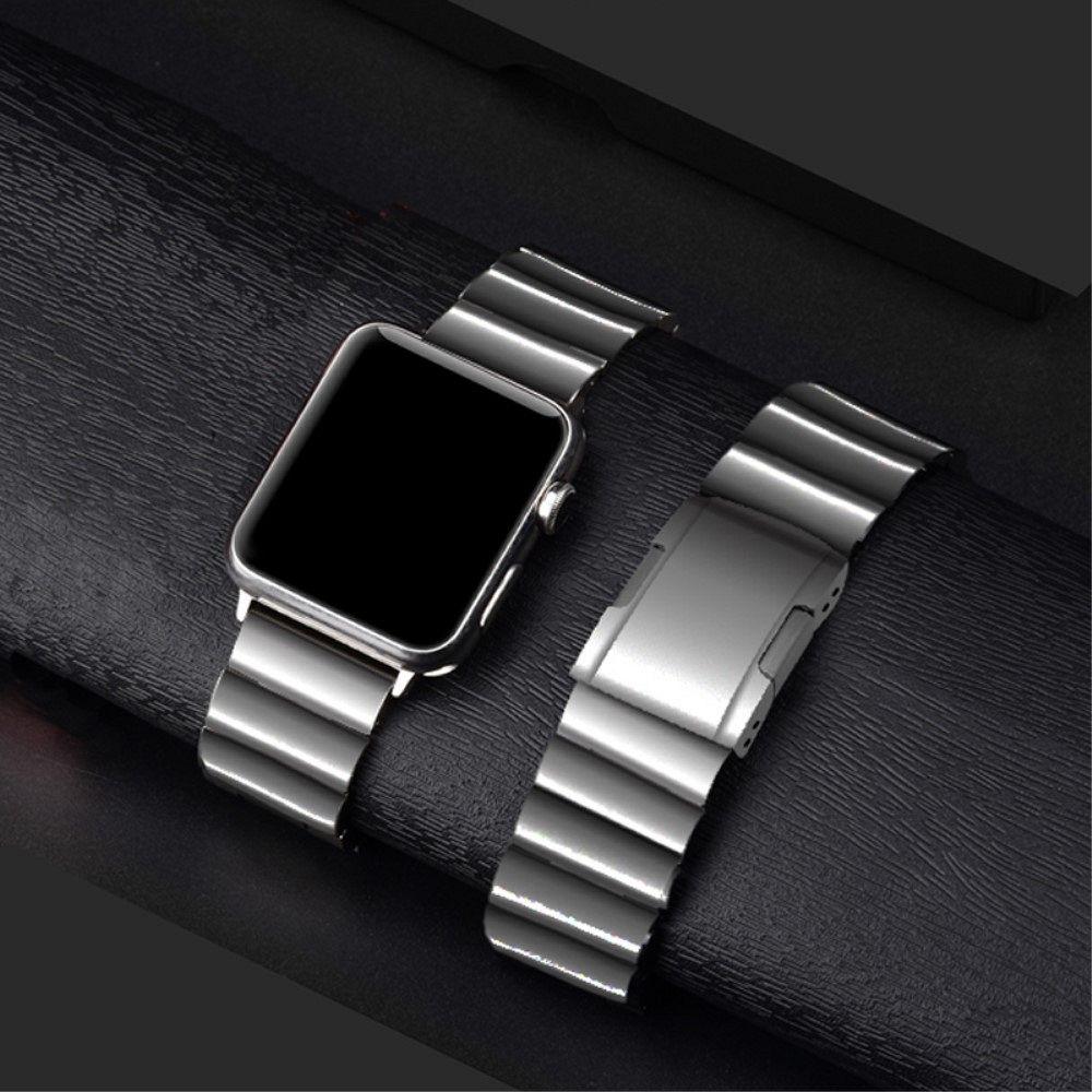 Belt (silver) za Apple Watch 4/5/6/SE 44mm / Apple Watch Series 1/2/3 42mm