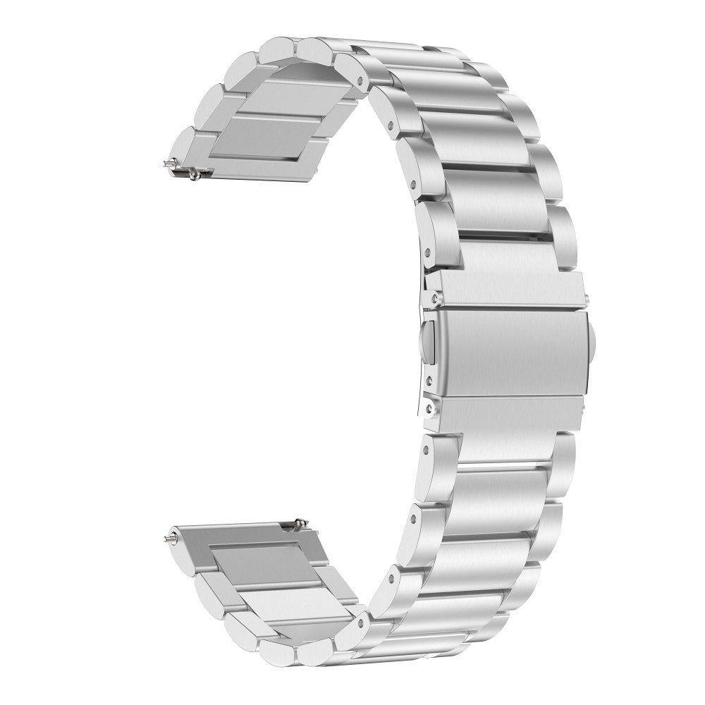 Metalni remen 22mm za Huawei Watch GT / GT2 46mm - srebrni