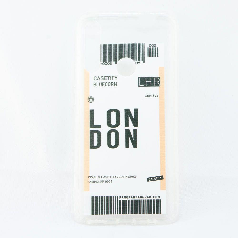 Maska TPU GATE (London) za Huawei P Smart Z