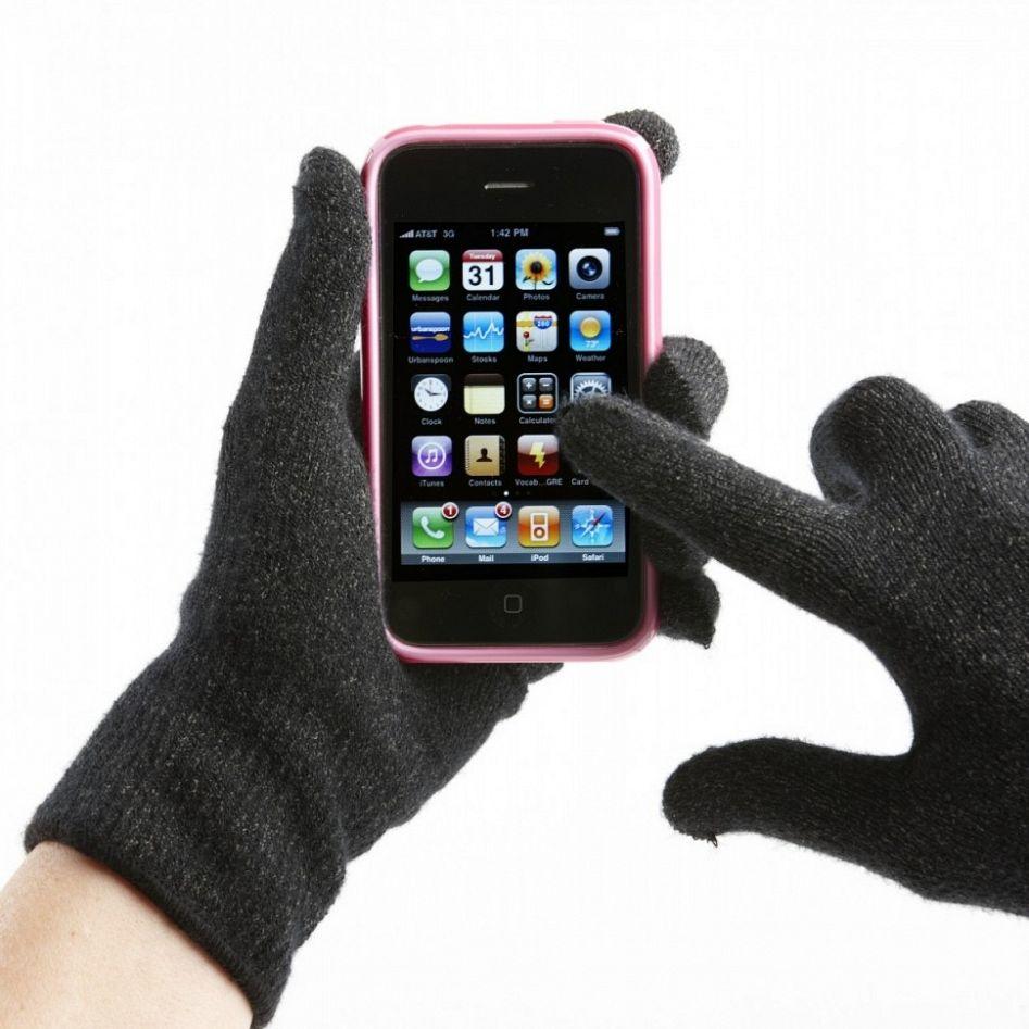 Pametne rukavice crne