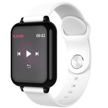 Smart watch B57 white