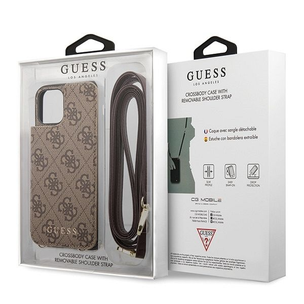 Originalna maska Guess (4G Crossbody Collection) za iPhone 11 Pro