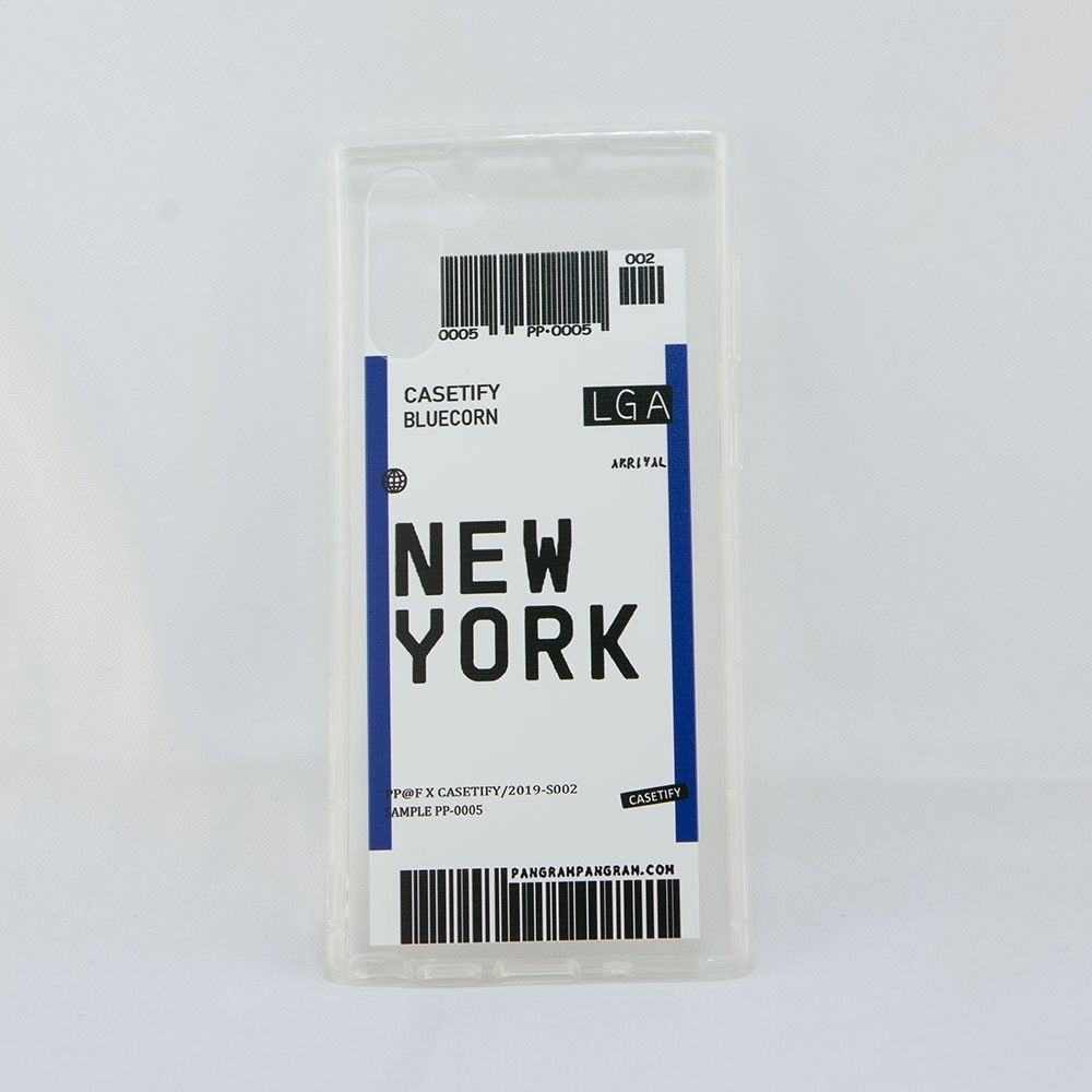 Samsung Galaxy Note10 GATE (New York) tok