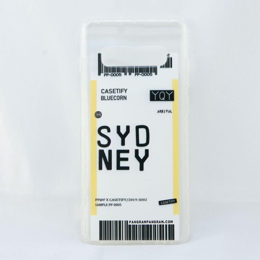 Samsung Galaxy S10 Plus TPU GATE (Sydney) tok