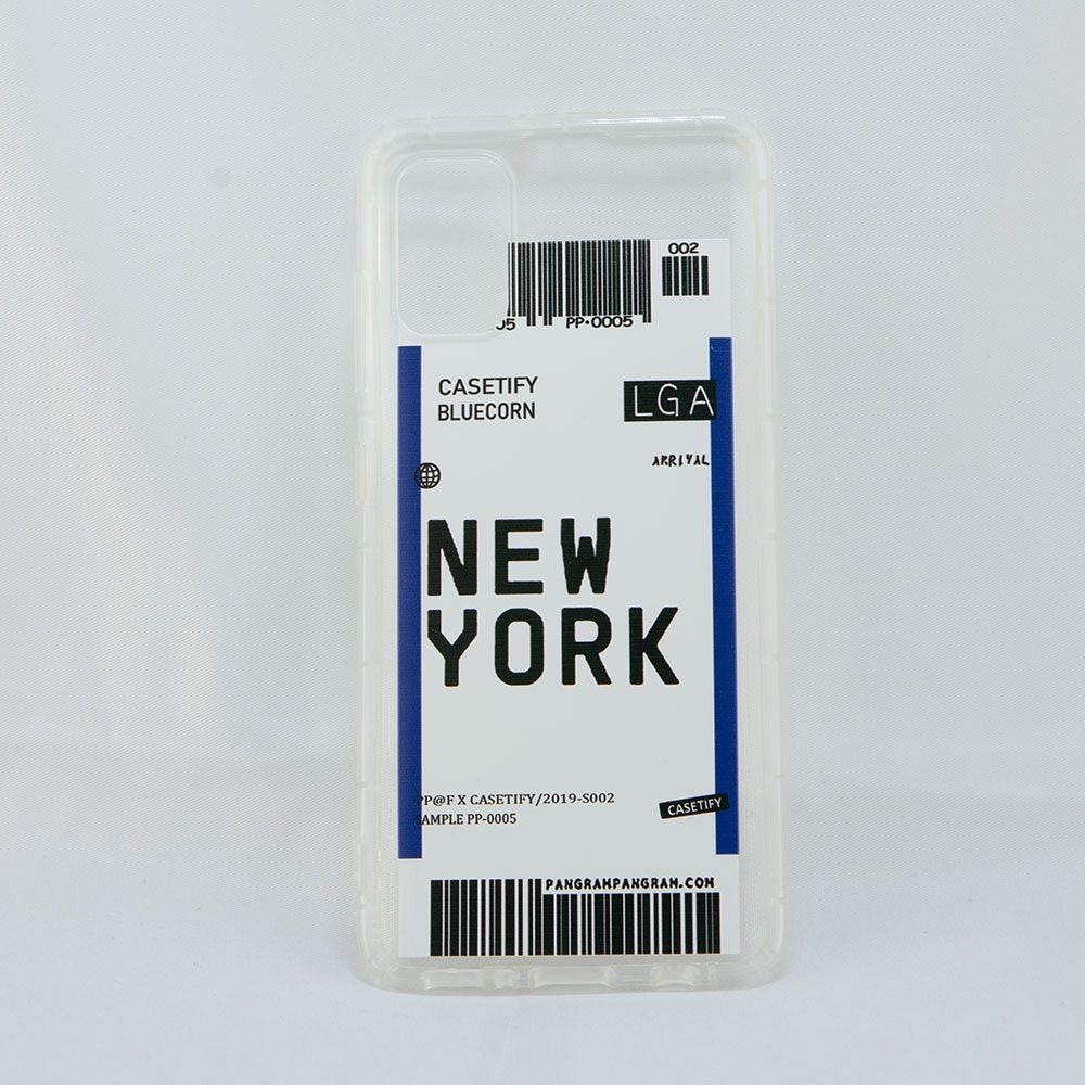 Maska GATE (New York) za Samsung Galaxy A41