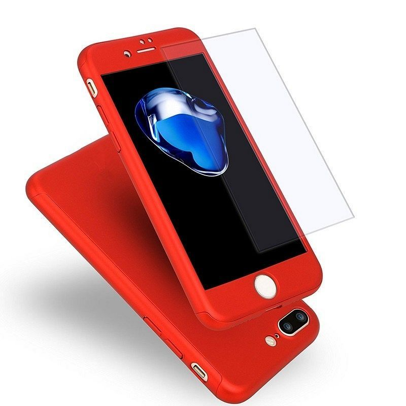 Maska 360° (Crvena) za Apple iPhone XS Max