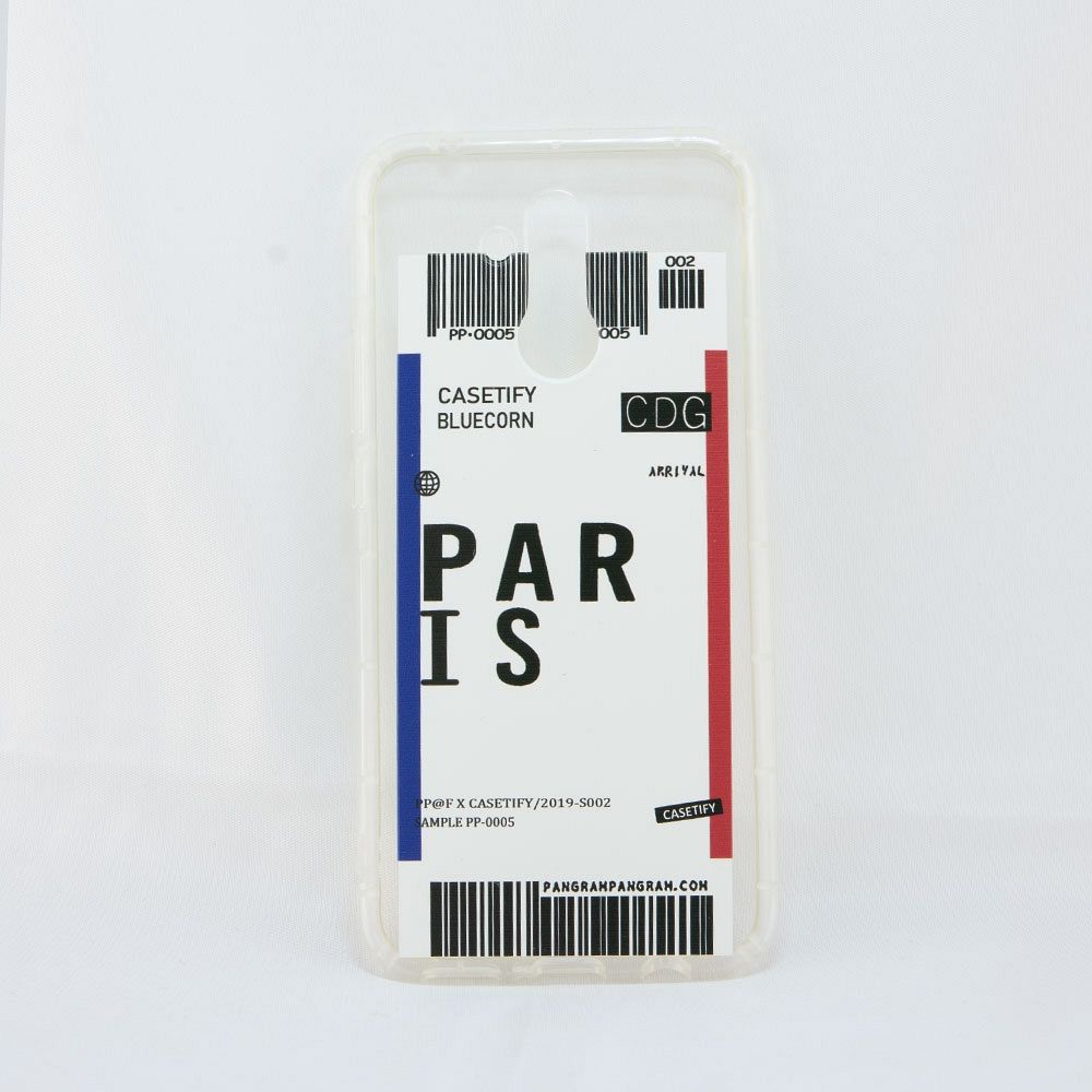 Maska GATE (Paris) za Huawei Mate 20 Lite