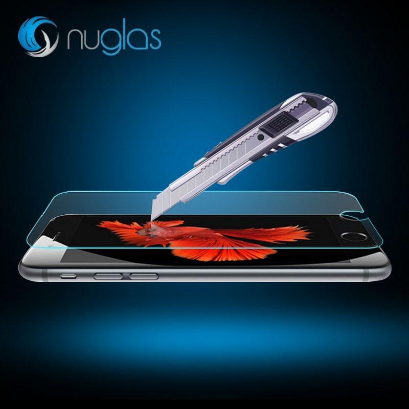 Temperirano zaštitno staklo Nuglas Prozoren) za Samsung Galaxy A7 2018