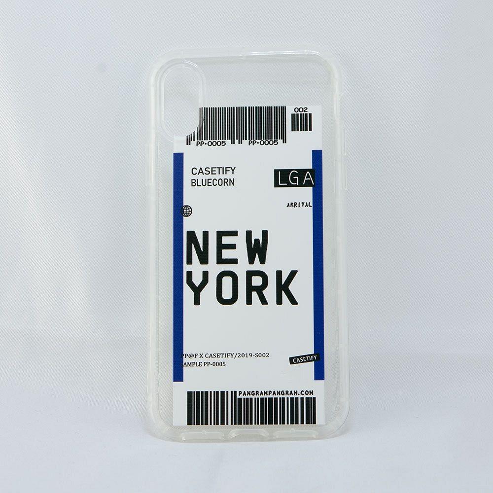 Maska GATE (New York) za iPhone X/XS